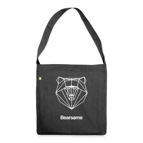 Bearsøme Crewneck - Schoudertas van gerecycled materiaal
