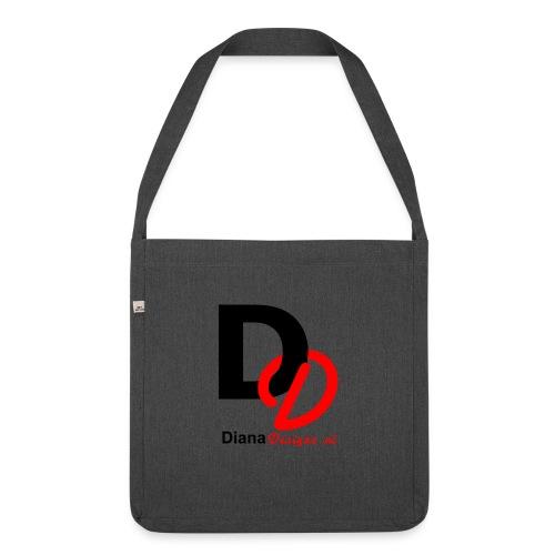 logo_diana_designs-nl - Schoudertas van gerecycled materiaal