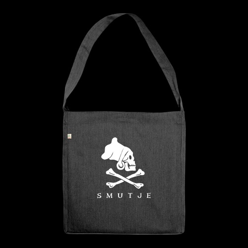 ~ Smutje ~ - Schultertasche aus Recycling-Material