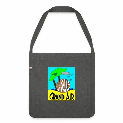 Grand-Air - Sac bandoulière 100 % recyclé
