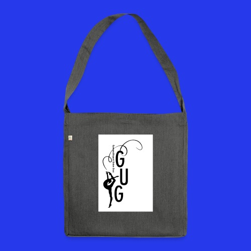 GUG logo - Schultertasche aus Recycling-Material