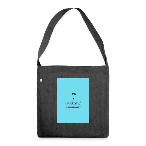 BABE MAGNET - Shoulder Bag made from recycled material