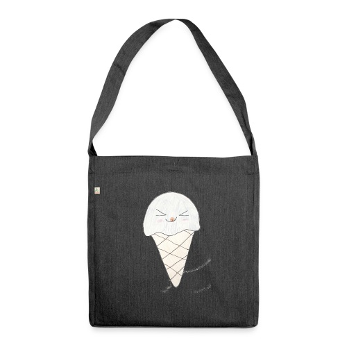 Kids for Kids: Icream 2 - Schultertasche aus Recycling-Material