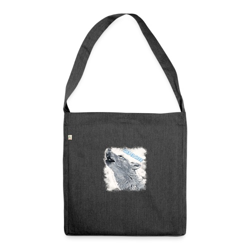 Rudelchef - Schultertasche aus Recycling-Material