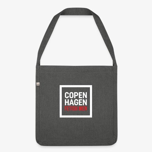 Copenhagen Fetish Men Jacket - Skuldertaske af recycling-material