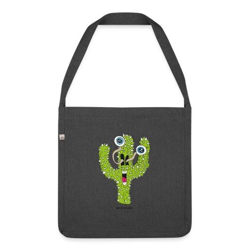 Mystified Cactus - Schoudertas van gerecycled materiaal