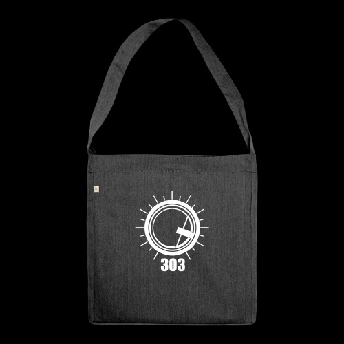 Push the 303 - Shoulder Bag made from recycled material
