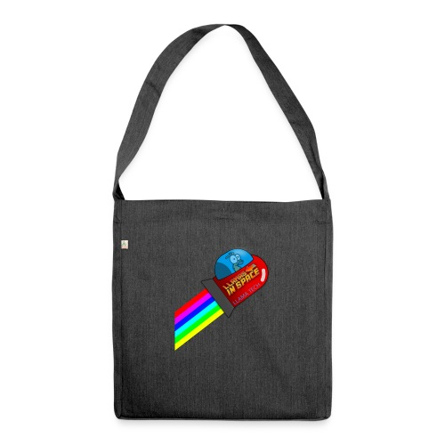 tdsign - Shoulder Bag made from recycled material