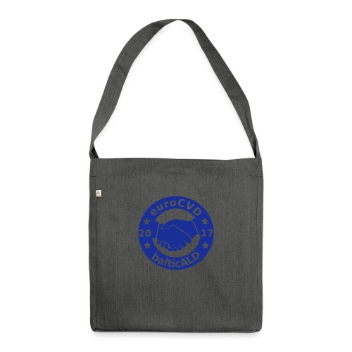 Joint EuroCVD-BalticALD conference womens t-shirt - Shoulder Bag made from recycled material