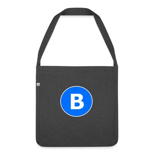 BluePrison - Skuldertaske af recycling-material