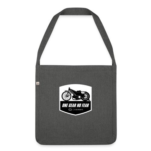 Speedway Bahnsport - Schultertasche aus Recycling-Material