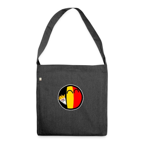 Belgiumball - Shoulder Bag made from recycled material