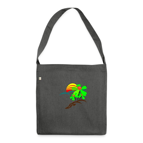 Berry - Shoulder Bag made from recycled material