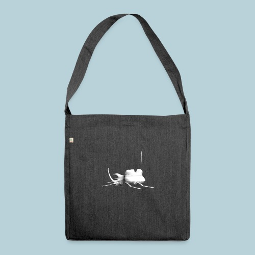 RATWORKS Luna Stag Beetle - Shoulder Bag made from recycled material