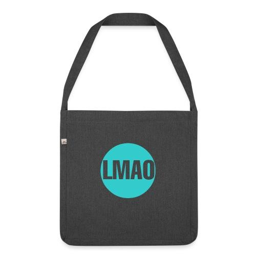 Camiseta Lmao - Bandolera de material reciclado