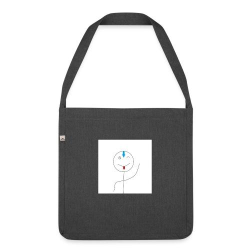 avatar stick man cover 6/6s - Skuldertaske af recycling-material