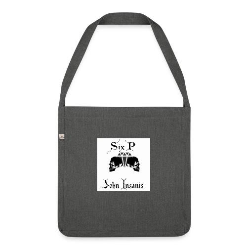 Six P & John Insanis New T-Paita - Olkalaukku kierrätysmateriaalista