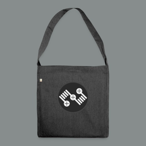 logo 2 png - Schultertasche aus Recycling-Material