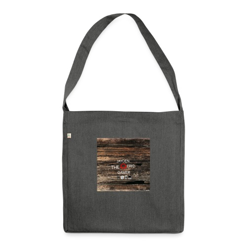 Jays cap - Shoulder Bag made from recycled material