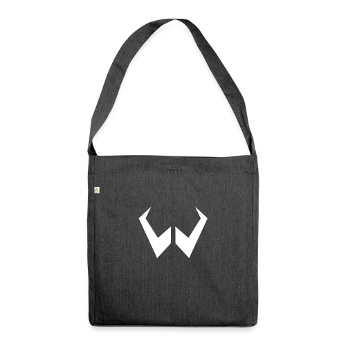 logo de without gravity pk - Bandolera de material reciclado