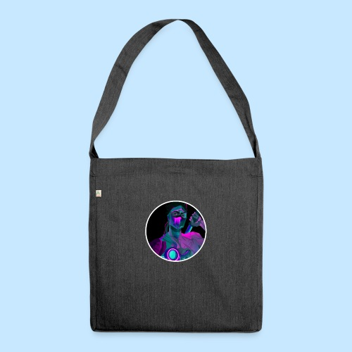 Neon Genji - Shoulder Bag made from recycled material