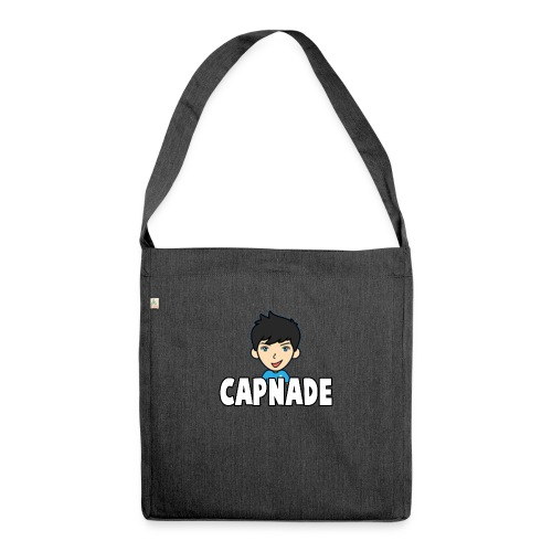 Basic Capnade's Products - Shoulder Bag made from recycled material