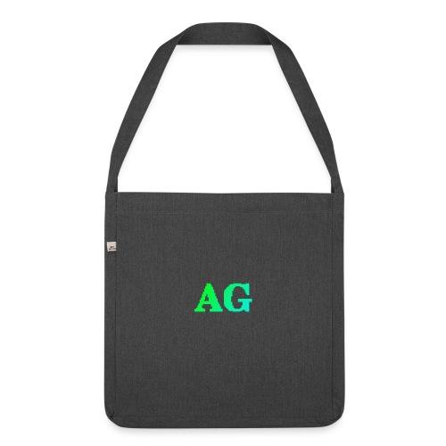 ATG Games logo - Olkalaukku kierrätysmateriaalista
