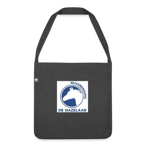 LgHazelaarPantoneReflexBl - Schoudertas van gerecycled materiaal