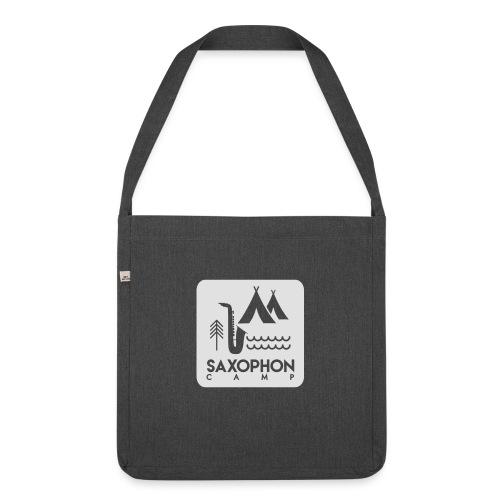 campsticker qua shirt - Schultertasche aus Recycling-Material