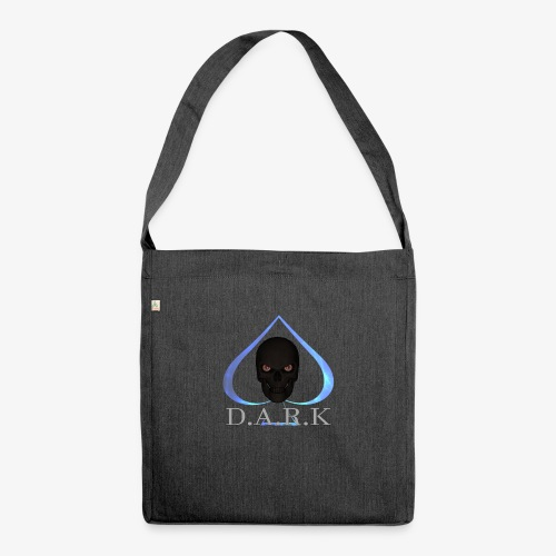 FB Logo 2017 trans halb - Shoulder Bag made from recycled material