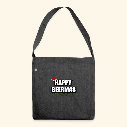 HAPPY BEERMAS AYHT - Shoulder Bag made from recycled material