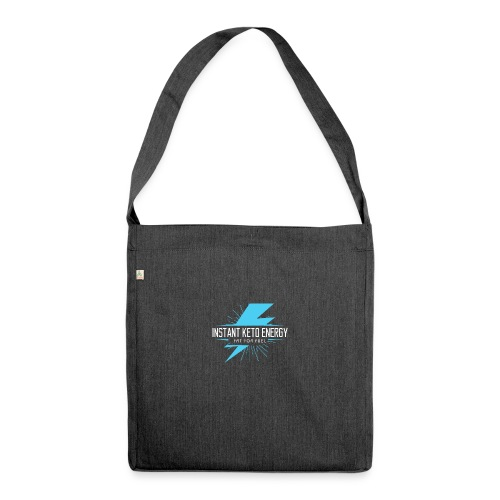 KETONES - Instant Energy Tasse - Schultertasche aus Recycling-Material