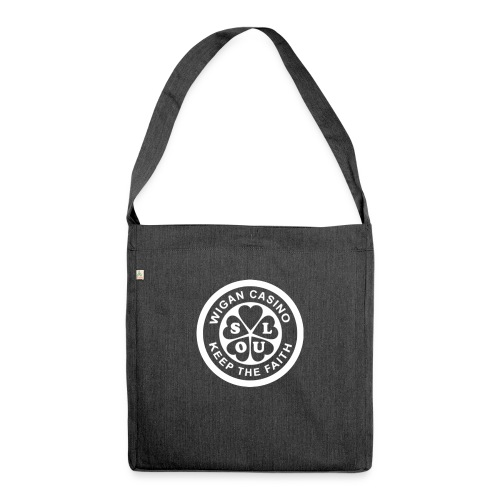 Wigan Casino - Shoulder Bag made from recycled material