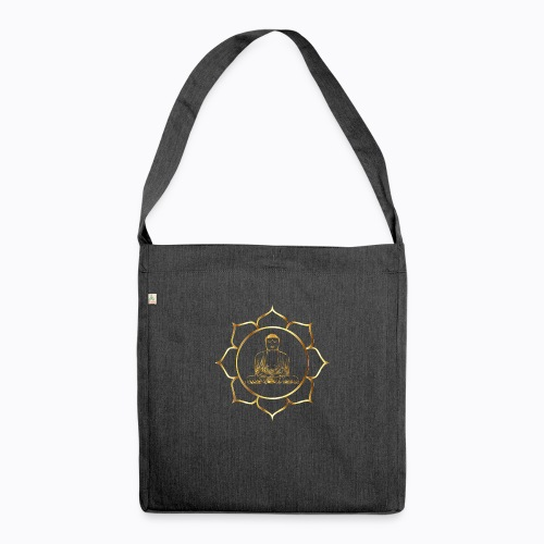buddha - Shoulder Bag made from recycled material