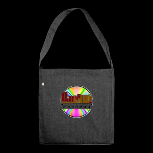 BROWNSTOWN RECORDS - Shoulder Bag made from recycled material