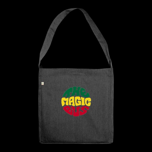THE MAGIC BUS - Shoulder Bag made from recycled material