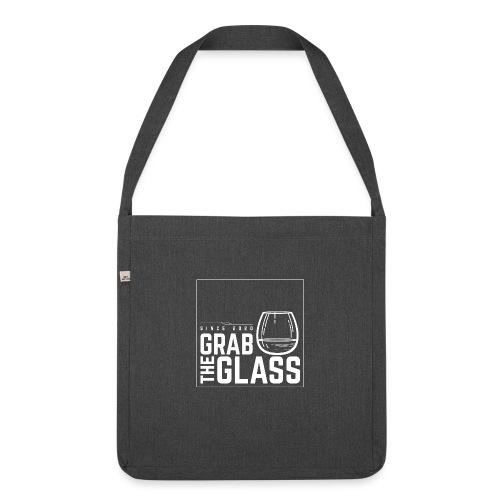 Produkte mit Logo - Schultertasche aus Recycling-Material