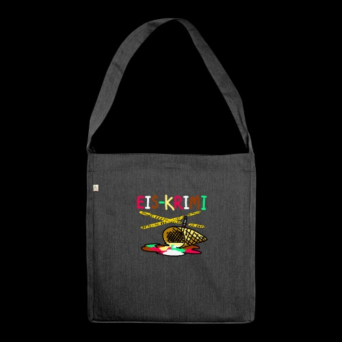 eis krimi - Shoulder Bag made from recycled material