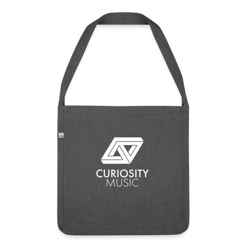 Curiosity Music - Sac bandoulière 100 % recyclé