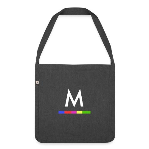 Metro - Bandolera de material reciclado