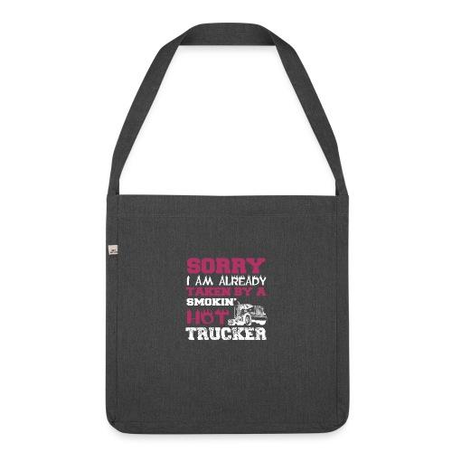 hot trucker - Sac bandoulière 100 % recyclé