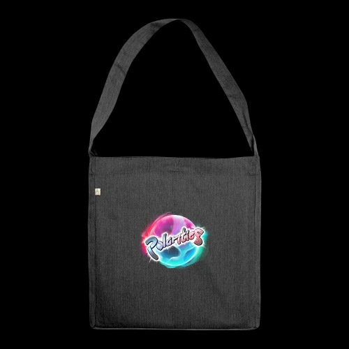 Polarities Logo - Shoulder Bag made from recycled material