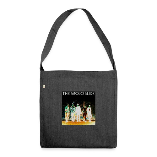 The Mojo Slide - Design 2 - Shoulder Bag made from recycled material