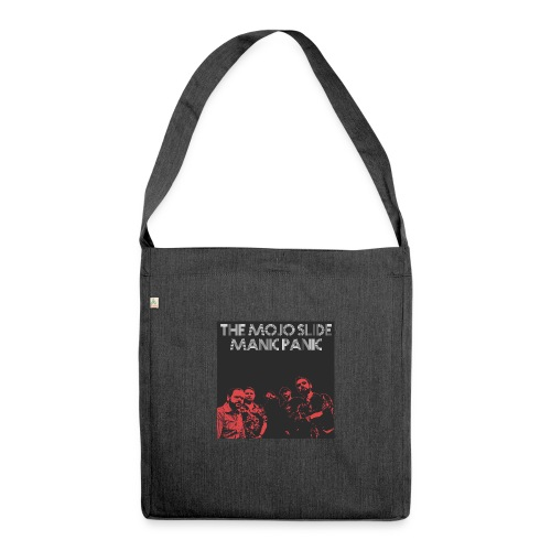 Manic Panic - Design 2 - Shoulder Bag made from recycled material