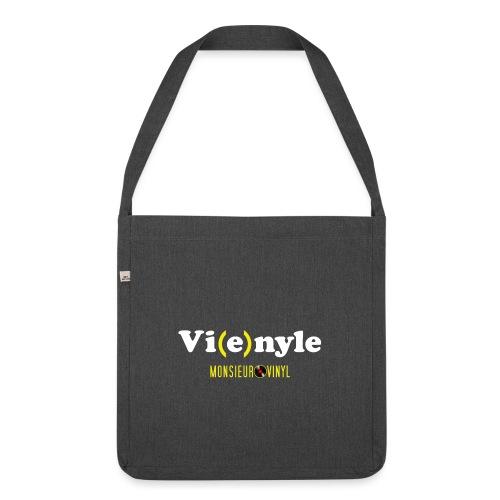 Collection Vi(e)nyle - Sac bandoulière 100 % recyclé