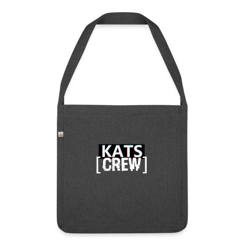 KATS CREW Logo - Torba na ramię z materiału recyklingowego