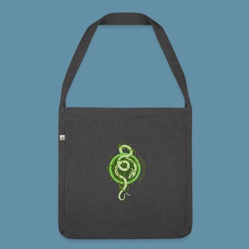 Jormungand logo png - Borsa in materiale riciclato