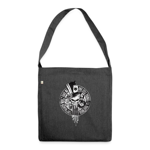 Kabes Heaven & Hell T-Shirt - Shoulder Bag made from recycled material