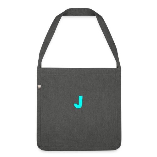 Jeffke Man T- Shirt - Schoudertas van gerecycled materiaal