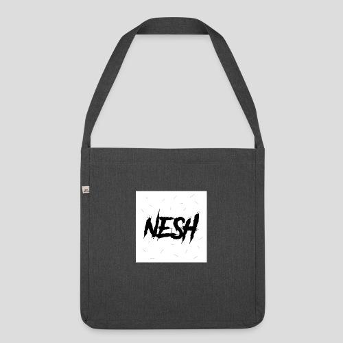Nesh Logo - Schultertasche aus Recycling-Material